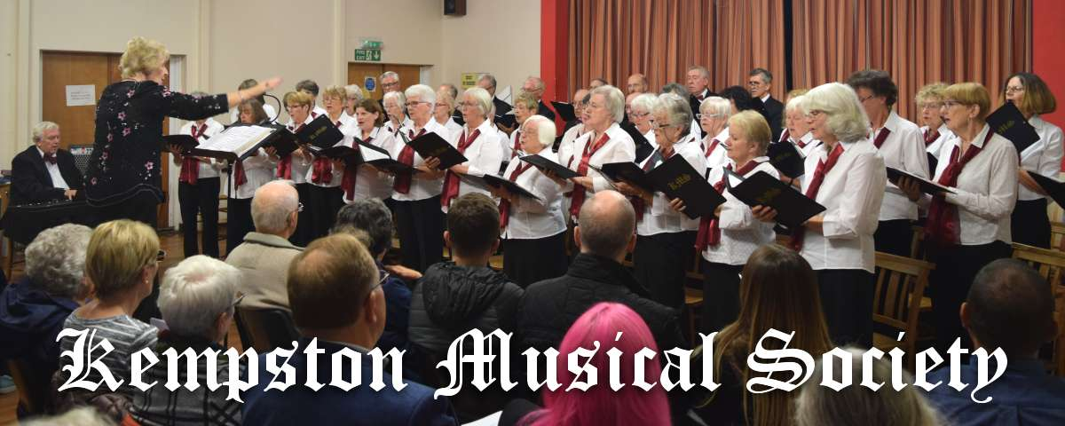 Bedford Choir - The Kempston Musical Society (KMS)