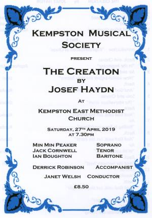 Concert - Haydn The Creation